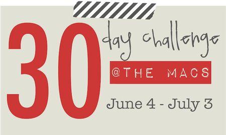 30 day challenge1